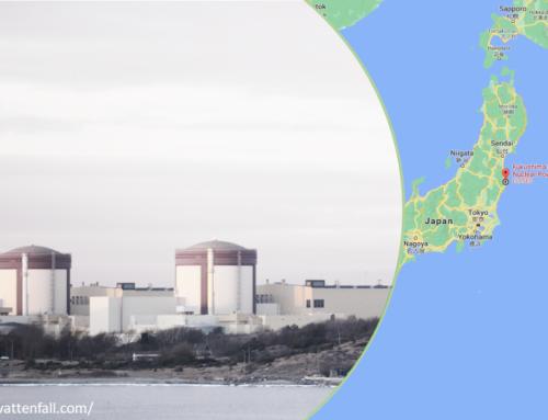 Åtgärder efter Fukushima klara