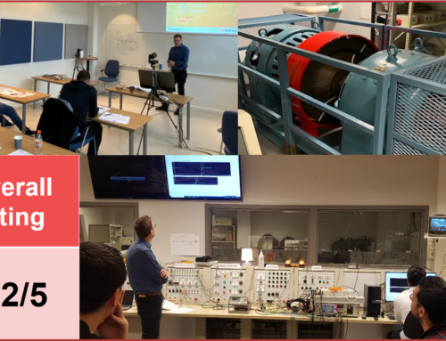 Course at Chalmers – A success!
